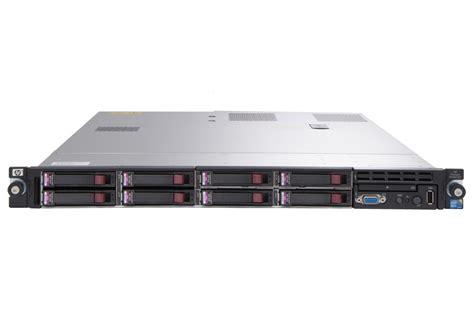 Hp Proliant Dl160 Rack 1u Xeon E5 2620v4 1x16gb 2x1 2tb Sas Ms Ws 2012 refurbished hp proliant dl360 g7 single cpu rack server