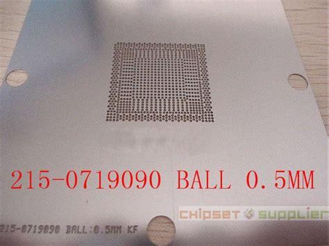 Stencil Directheat Ati 216 0719090 90x90 bga reballing stencil template for ati amd 215