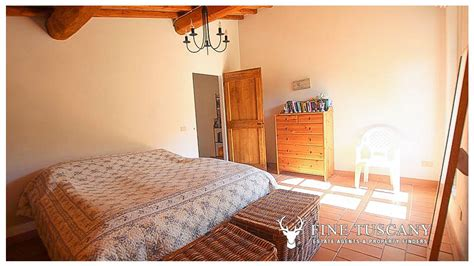 bedroom apartment  swimming pool  sale  volterra tuscany italy finetuscanycom
