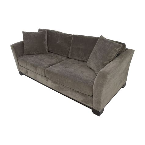 macy s grey leather sofa used tufted sofa 63 macy s tufted sofa with modular