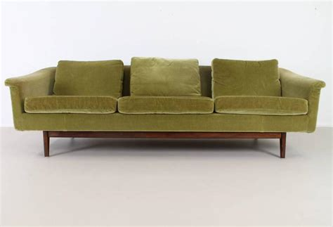 1950s couch special 1950s scandinavian three seat couch for dux