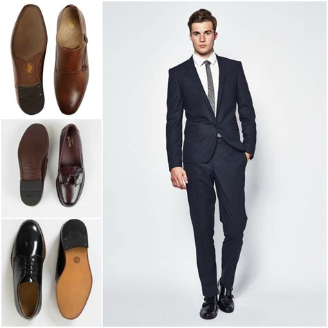 what color shoes with blue suit what color shoes with a navy blue suit style guru