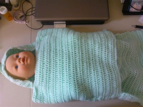 baby pattern youtube easy crochet baby swaddler style blanket youtube