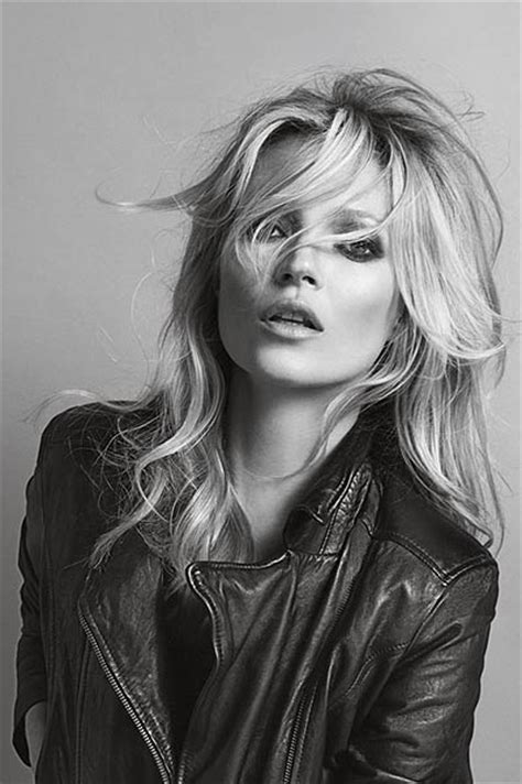 Kate Moss Is A Genius by Kate Moss To Model For News Geniusbeauty