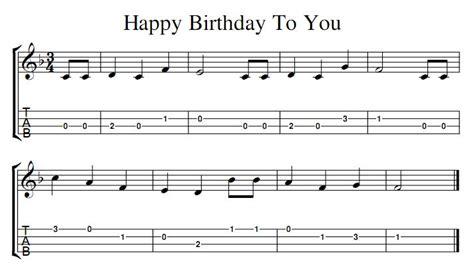 Tutorial Gitar Happy Birthday | ukulelede happy birthday ukulele