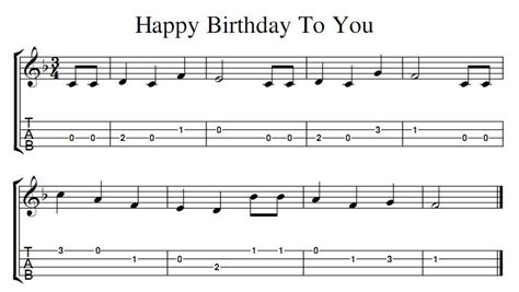 tutorial gitar happy ukulele happy birthday ukulele tabs happy birthday