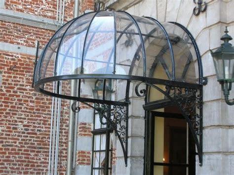 tettoie in ferro battuto per esterni pensiline in ferro pergole e tettoie da giardino