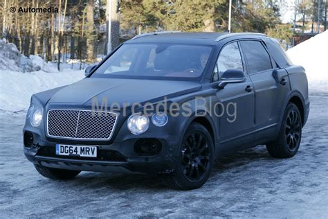 bentley maybach bentley bentayga suv spied again mercedes maybach answer