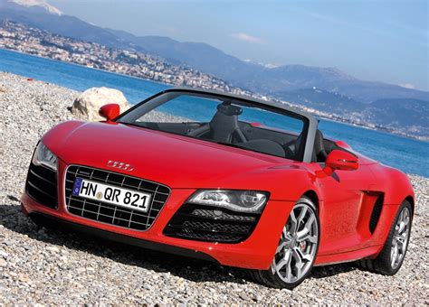 audi supercar convertible audi r8 spyder convertible supercar will be launched in