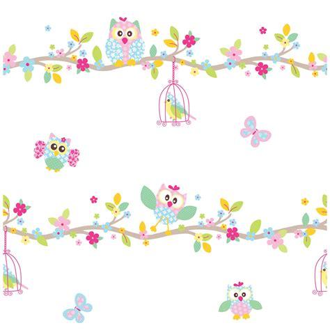 pastel pink wallpaper uk patchwork owl wallpaper and border white pink pastel
