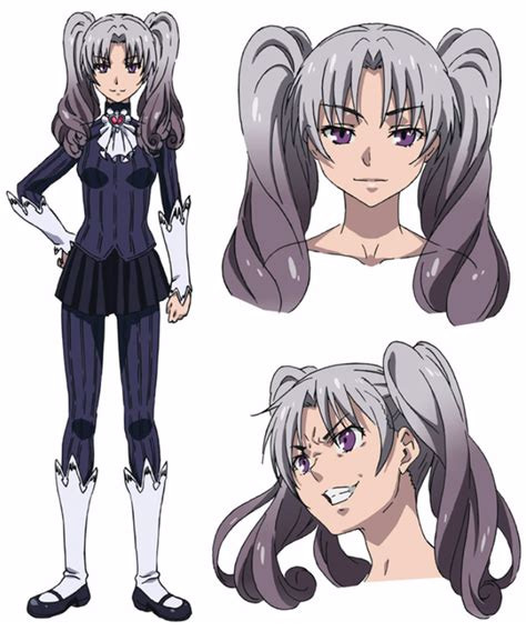 taboo tattoo characters crunchyroll quot quot tv anime profiles supporting