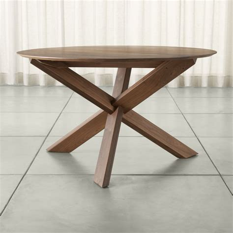 Round Table Gift Card - apex 51 quot round dining table crate and barrel