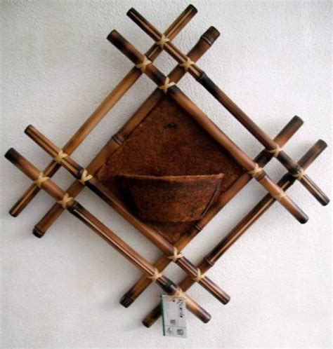 bamboo craft projects bamboo craft projects diy bamboo wall decor ideas 2