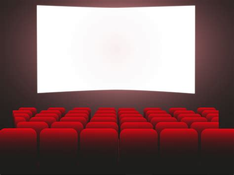 Movie Theater Backgrounds Black Movie Tv Red Templates Free Ppt Grounds And Powerpoint Microsoft Powerpoint Templates Theatre