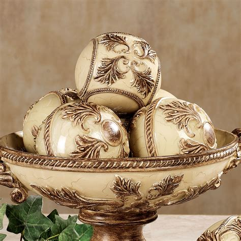 home decor balls vinelle decorative balls