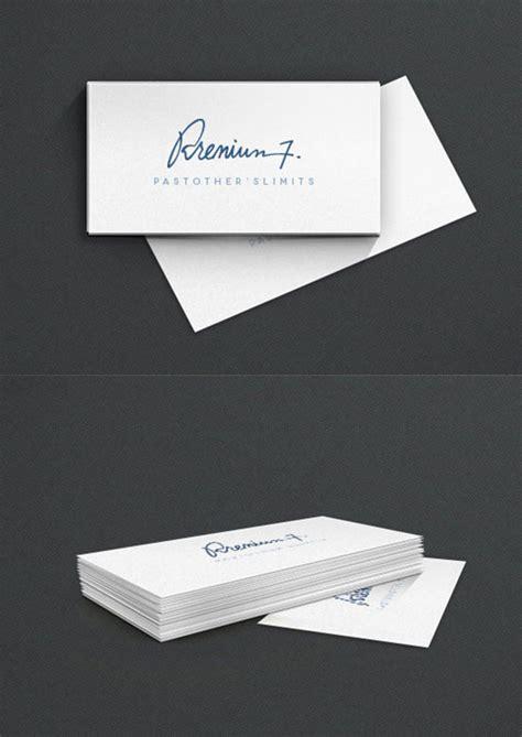Business Card Presentation Psd