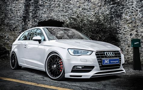 audi a3 8v styling from jms
