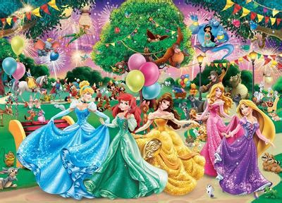 Best Terlaris Puzzle Jigsaw Disney Princess Panorama 1000 Pcs Sni disney jigsaw puzzles from all jigsaw puzzles all jigsaw