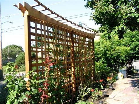 grigliato giardino grigliati in legno grigliati per giardino tipi di