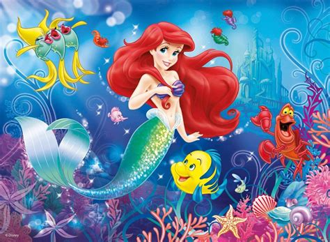 disney mermaid wallpaper disney hd wallpapers the little mermaid hd wallpapers