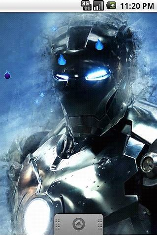 iron man wallpaper android khusus android