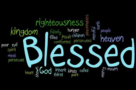the beatitudes the fruit of the spirit blogthechurch