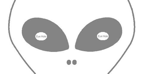 printable alien mask printable masks google search halloween pinterest