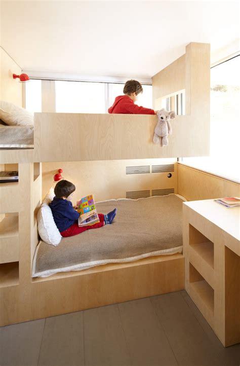 bed and living ski resort apartment expanding the living space freshome com