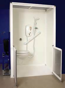 shower toilet cubicle