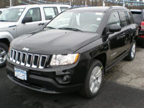 All Black Jeep Compass New 2012 Jeep Compass Latitude For Sale Stock 680l