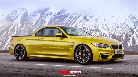 Bmw Truck Would You Buy An Bmw M4 Truck