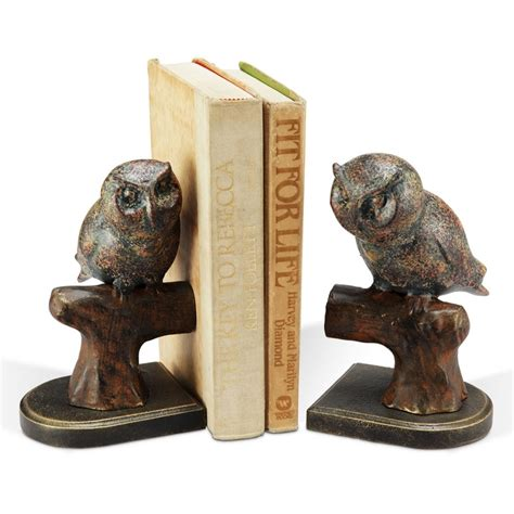 owl bookends bookends a collection of ideas to try about home decor joss and vintage and antiques