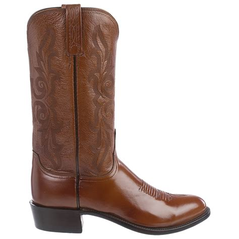 mens cowboy boots lucchese lucchese lonestar cowboy boots for