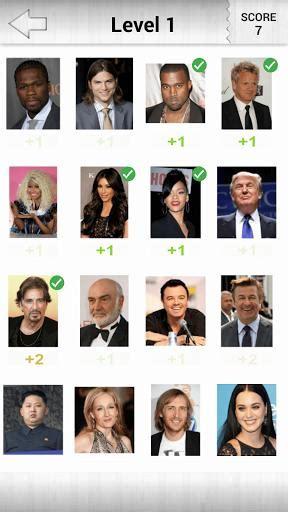 celebrity games and quizzes celebrity quiz screenshots apk4fun