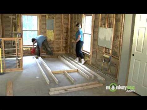 Bedroom Closet Construction Build A Closet Assembling The Walls