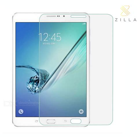 Zilla Tempered Glass 0 26mm For Samsung Galaxy Promo zilla 2 5d tempered glass curved edge 9h 0 26mm for samsung galaxy tab s2 8 inch