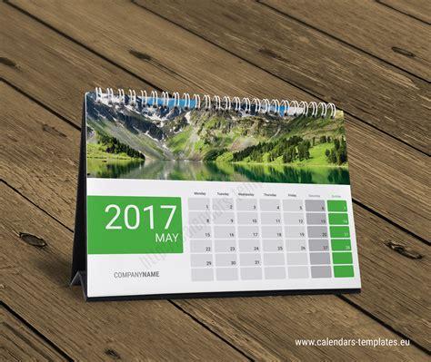 desk calendar kb10 w10 template calendar template