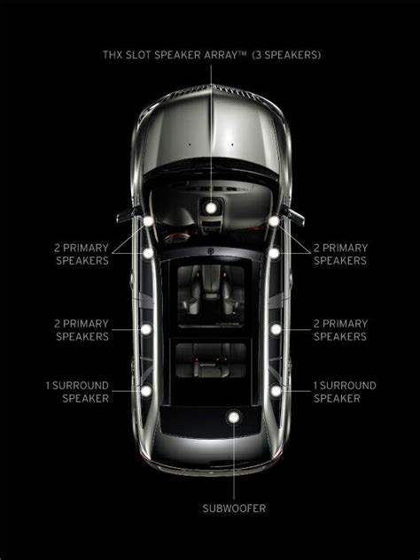lincoln mkx thx stereo overview automotive oem stereos pinterest lincoln
