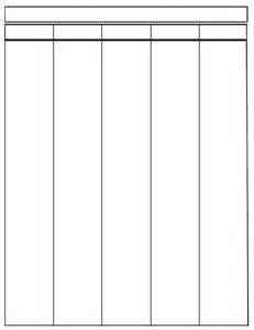 Template 1 Column 122 best images about printable charts templates forms on charts chore charts and