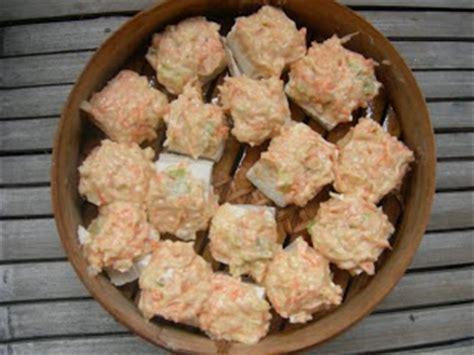 resep membuat siomay labu siam resep siomay labu siam kreasi resep masakan indonesia