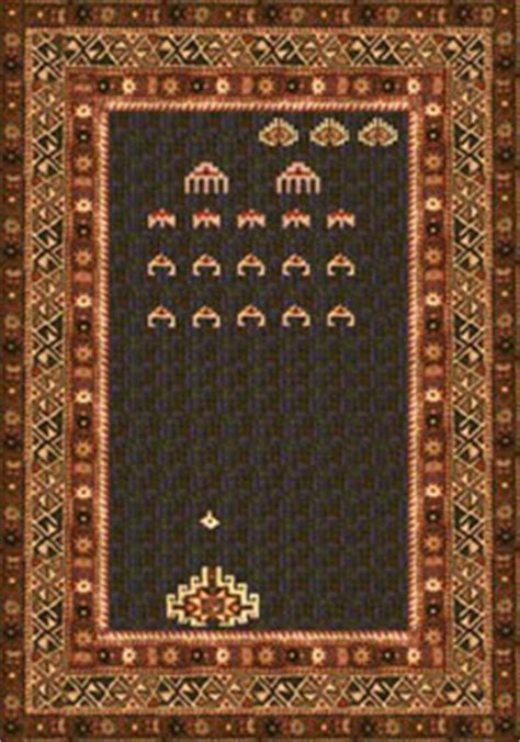 Space Rug The Space Invaders Rug