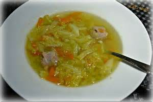 soupe au chou vert et saucisse c 233 ci bon