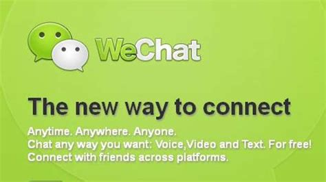 wechat apk wechat una mezcla perfecta entre whatsapp line viber y kik el androide libre