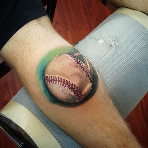 Best 25  Baseball tattoos ideas on Pinterest   Softball