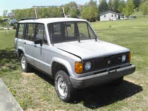 1986 Isuzu Trooper Diesel 1986 Isuzu Pup Parts Autos Post