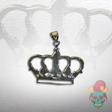 tattoo parlor earrings crown silver pendant village tattoo nyc