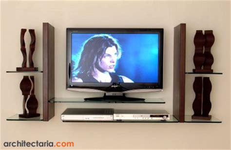 Tv Lcd Tempel Di Dinding interior desain tips membangun home theater sendiri