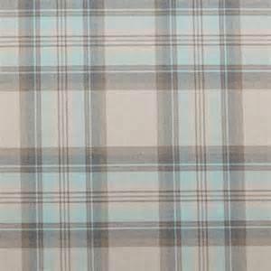100 cotton tartan check pastel plaid faux wool sofa
