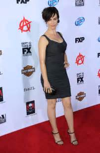maggie siff s feet