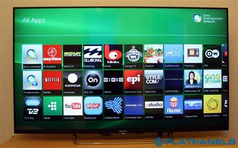 best smart tv of 2014 sony w8 2014 review flatpanelshd